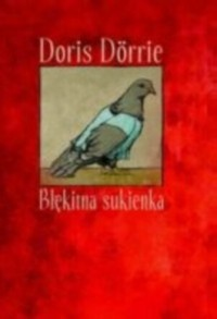 Okładka książki Błękitna sukienka
