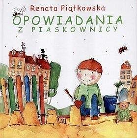Okładka książki Opowiadania z piaskownicy