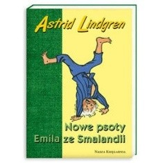Nowe psoty Emila ze Smalandii - Astrid Lindgren