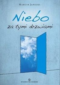 Okładka książki Niebo za tymi drzwiami