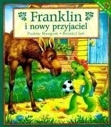 Okładka książki Franklin i nowy przyjaciel
