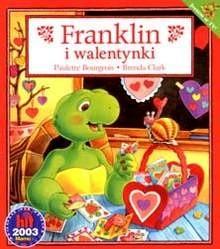 Okładka książki Franklin i walentynki