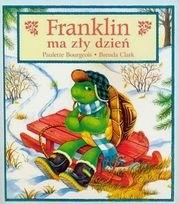 Okładka książki Franklin ma zły dzień