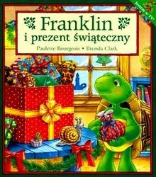 Okładka książki Franklin i prezent świąteczny