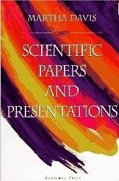 Okładka książki Scientific papers and presentations