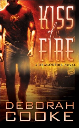 Okładka książki Kiss of Fire