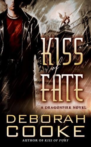 Okładka książki Kiss of Fate