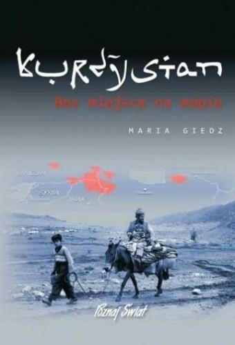 Okładka książki Kurdystan – Bez miejsca na mapie