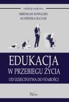 Okładka książki Edukacja w przebiegu życia