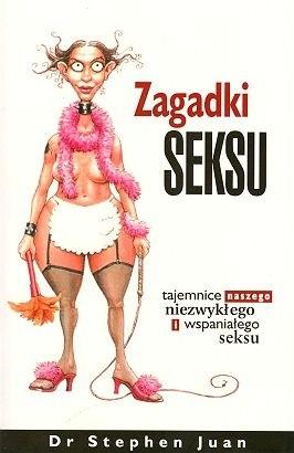 Okładka książki Zagadki seksu