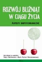 Okładka książki Rozwój bliźniąt w ciągu życia: aspekty biopsychologiczne