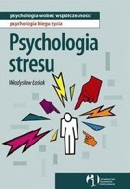 Okładka książki Psychologia stresu