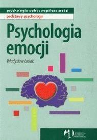 Okładka książki Psychologia emocji
