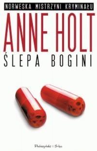 Okładka książki Ślepa Bogini