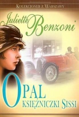 Okładka książki Opal Księżniczki Sissi