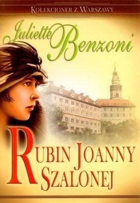 Okładka książki Rubin Joanny Szalonej