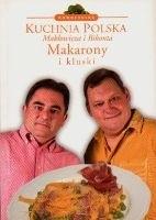 Okładka książki Makarony i kluski