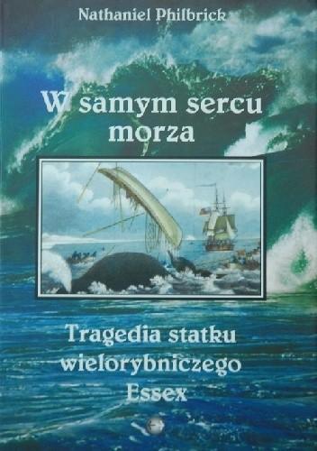 Okładka książki W samym sercu morza