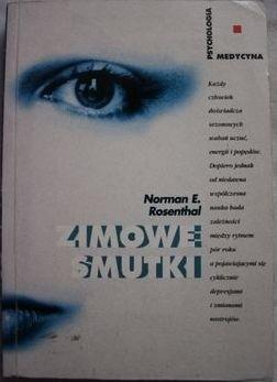 Okładka książki Zimowe smutki