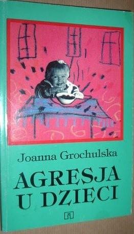 Okładka książki Agresja u dzieci