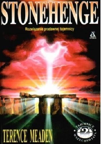 Okładka książki Stonehenge