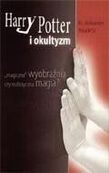 Okładka książki Harry Potter i okultyzm
