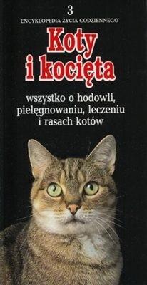 Okładka książki Koty i kocięta