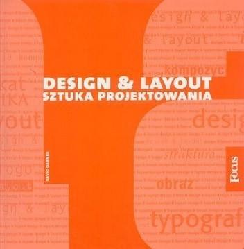 Okładka książki Design & Layout. Sztuka projektowania