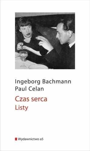 Okładka książki Czas serca. Listy