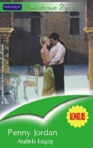 Okładka książki Arabski książę