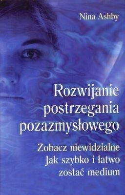 Okładka książki Rozwijanie postrzegania pozazmysłowego