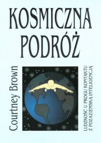 Okładka książki Kosmiczna podróż