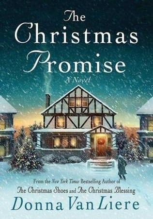 Okładka książki The Christmas Promise