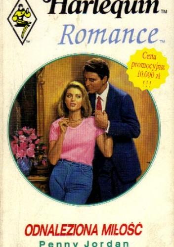 Okładka książki Odnaleziona miłość