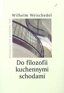 Okładka książki Do filozofii kuchennymi schodami