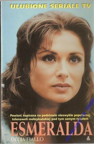 Okładka książki Esmeralda