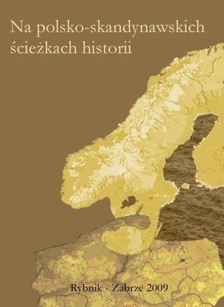 Okładka książki Na polsko-skandynawskich ścieżkach historii