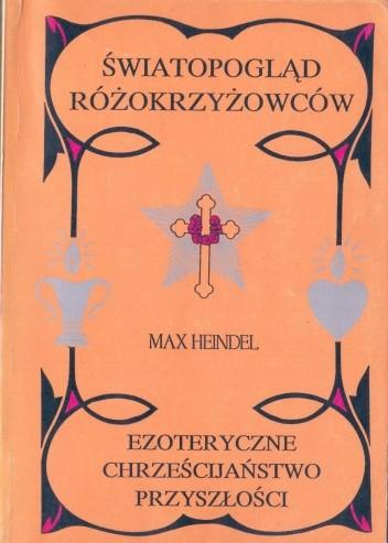 Okładka książki Światopogląd różokrzyżowców