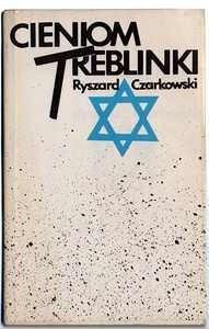 Okładka książki Cieniom Treblinki