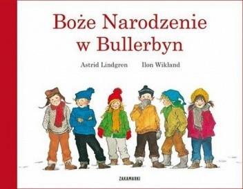 Okładka książki Boże Narodzenie w Bullerbyn