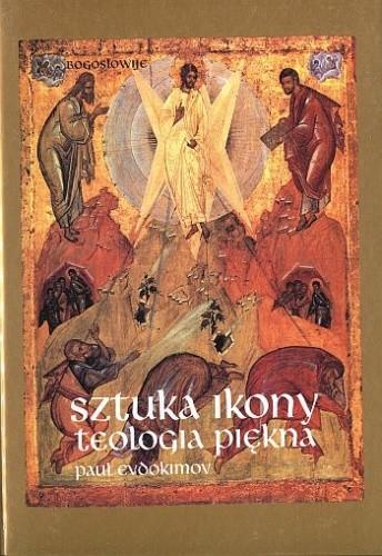 Okładka książki Sztuka ikony. Teologia piękna