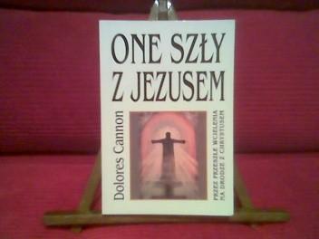 Okładka książki One szły z Jezusem