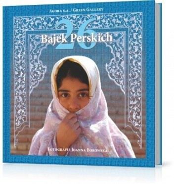 Okładka książki 26 Bajek Perskich