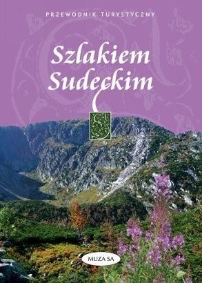Okładka książki Szlakiem sudeckim