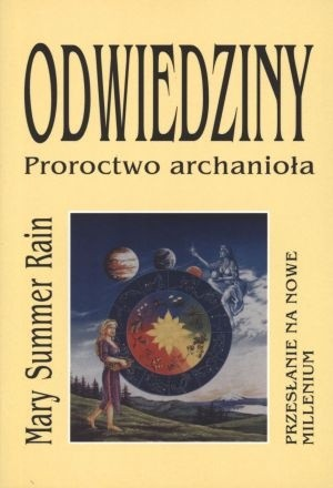 Okładka książki Odwiedziny : proroctwo archanioła