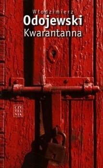 Okładka książki Kwarantanna