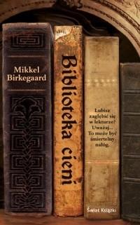 Okładka książki Biblioteka cieni