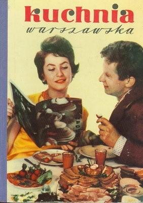 Okładka książki Kuchnia warszawska