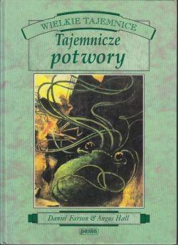 Okładka książki Tajemnicze potwory