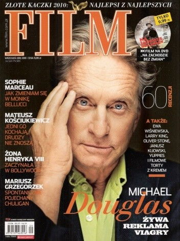 Okładka książki Film - wrzesień (9) 2010